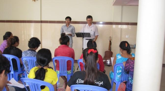 캄보디아 선교편지 (2014.11.5)