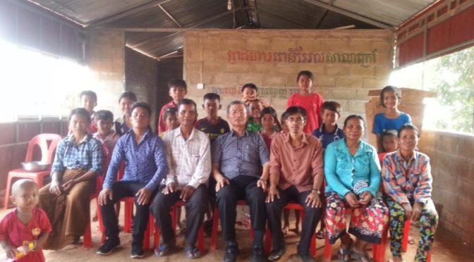 캄보디아 선교편지 (2018/4/1)